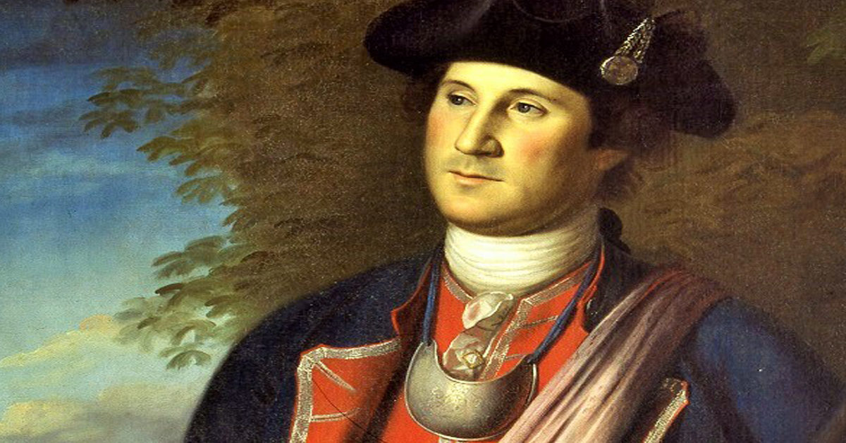 George Washington: a Man of Christian Character