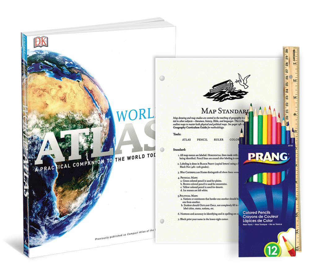 Bring the study of geography to life through the doorway of a