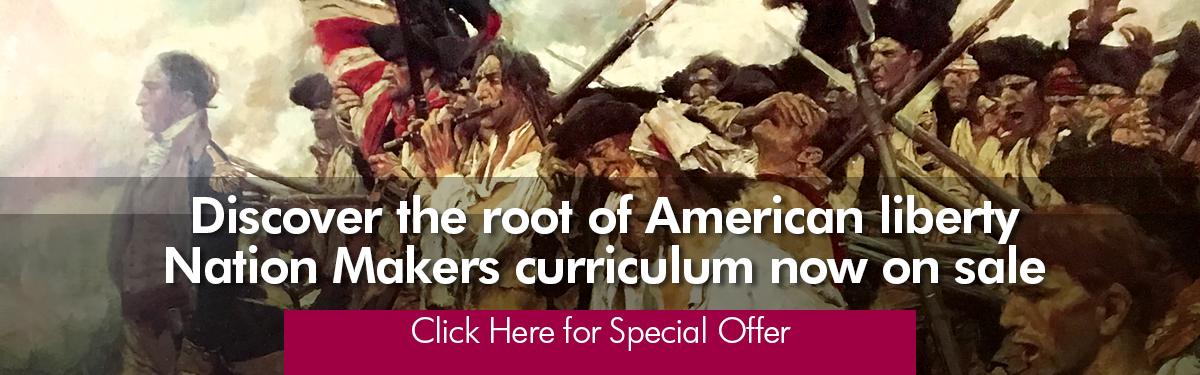 Nation Makers Website Slider