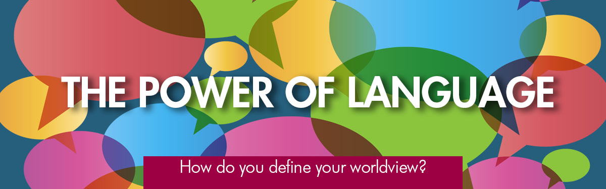 Power of Language Website Slider