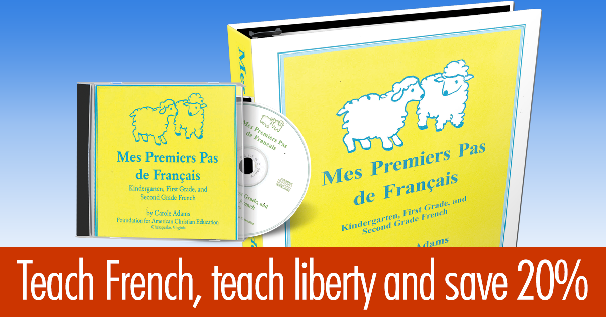 French Curriculum Bundle
