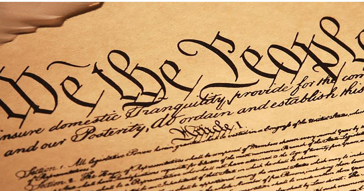 The Declaration of Independence says we have the right to overthrow the government and instill a new one by the people for the people of the people. How could someone do that?