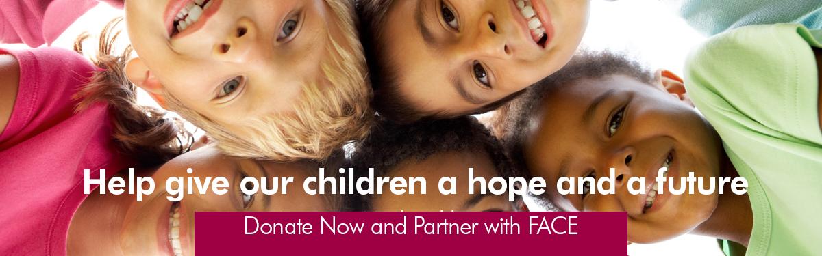 Donate Now Website Slider