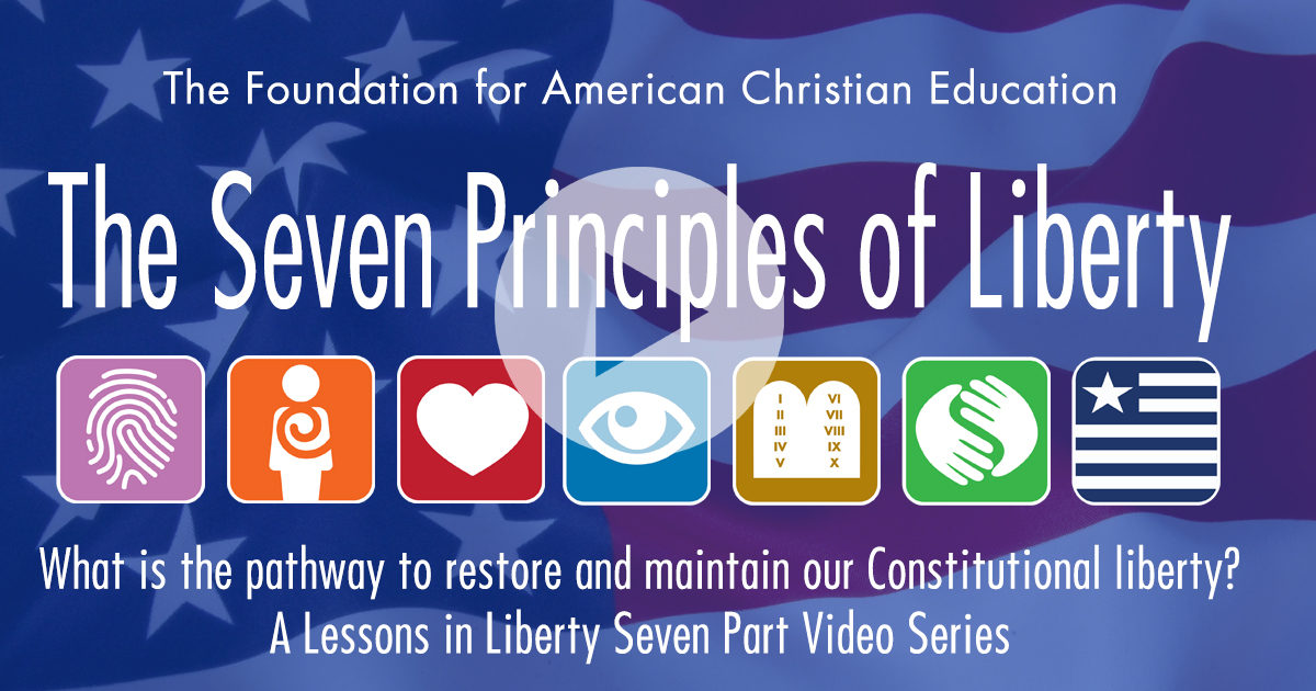 The Seven Principles of Liberty Video Course