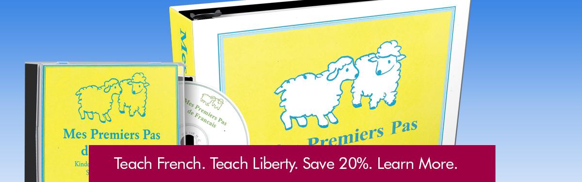 Teach French Website Slider