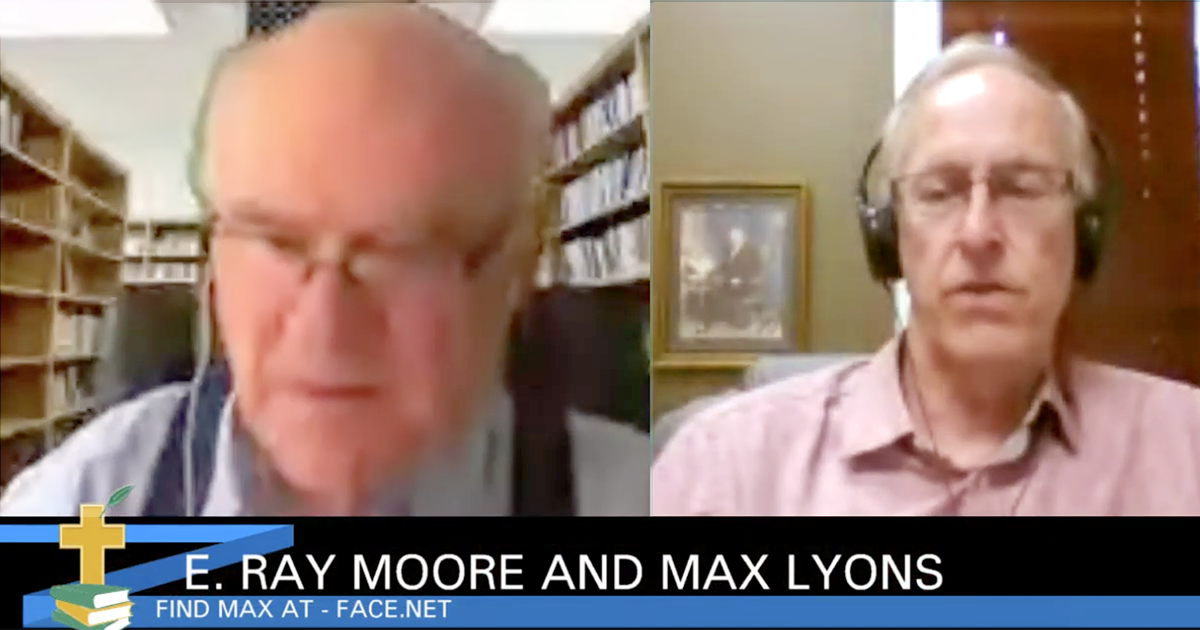 Principle Approach webinar with Roy Moore and Max Lyons
