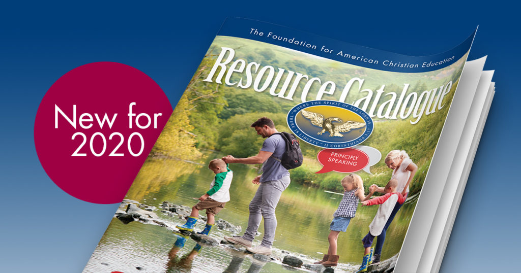 Order FREE Resource Catalogue