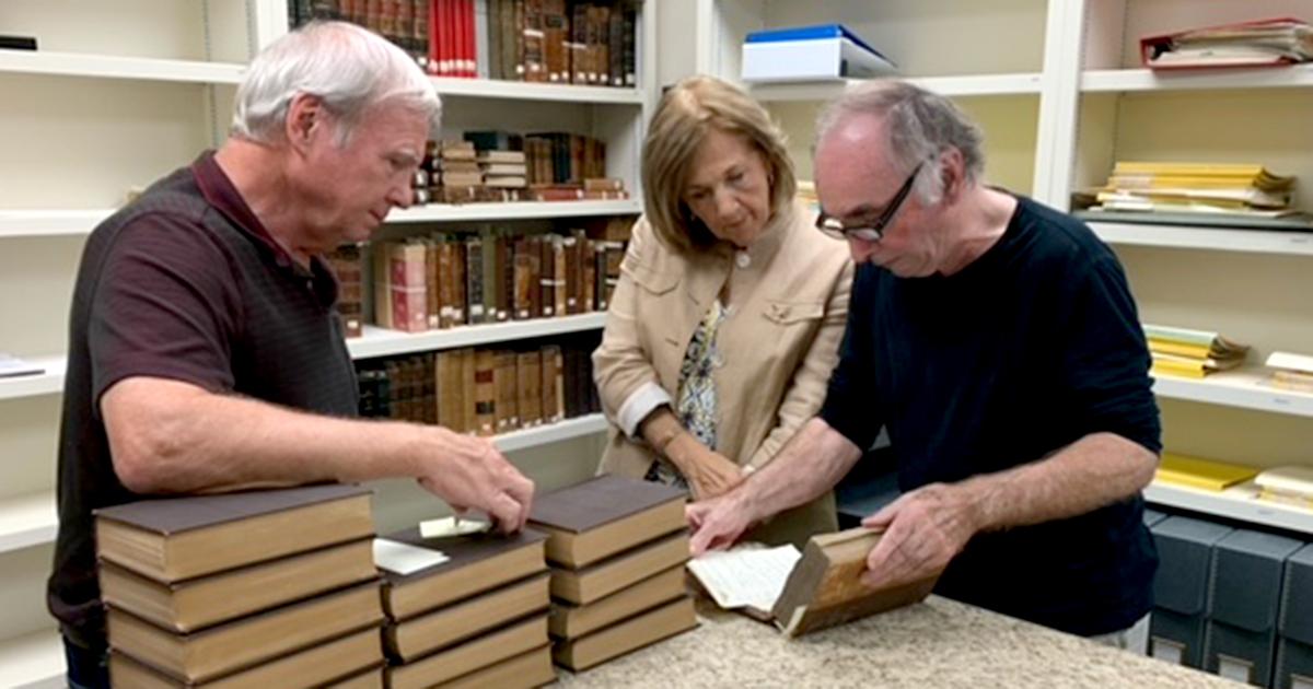 Safeguarding America's Treasures