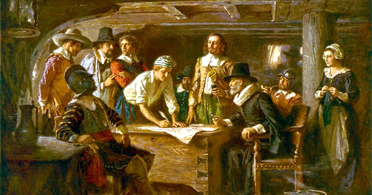 The Mayflower Compact: the Birth of Self-Government in America