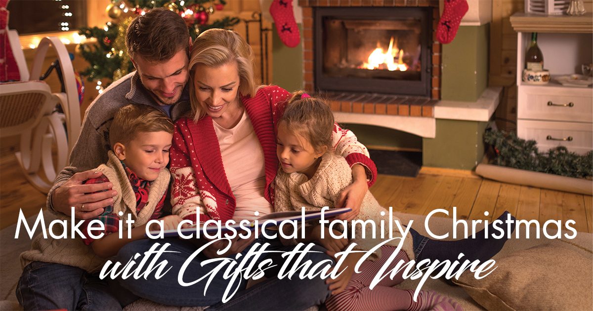 Great gift ideas that teach love of family,  country and liberty.