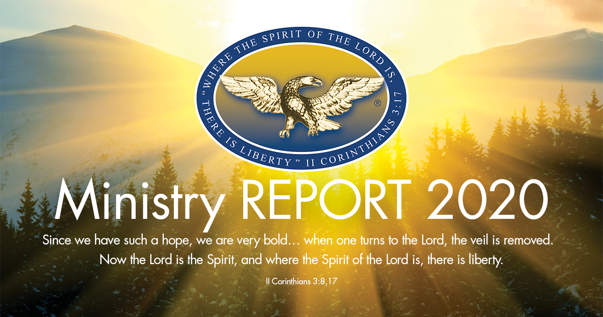 Ministry Report 2020