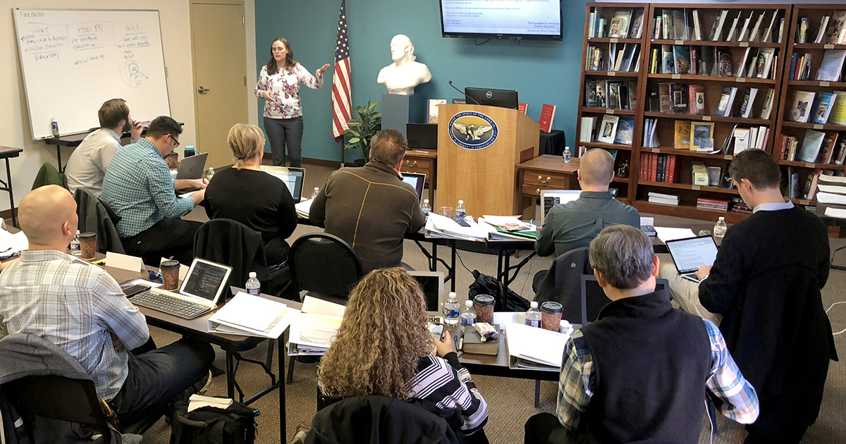 FACE launches new training program.