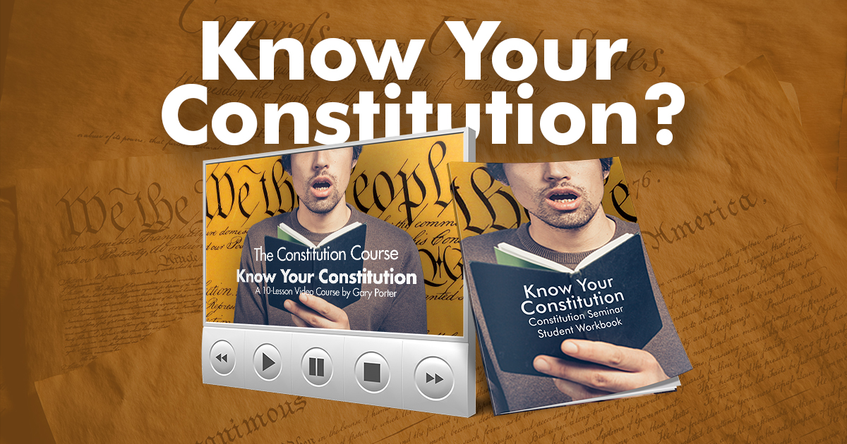 The principles of government imbedded in the Constitution are timeless. But what are they?