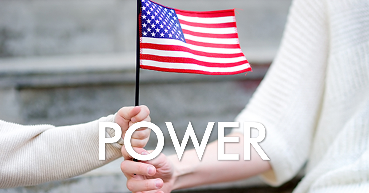 The Gift of Power