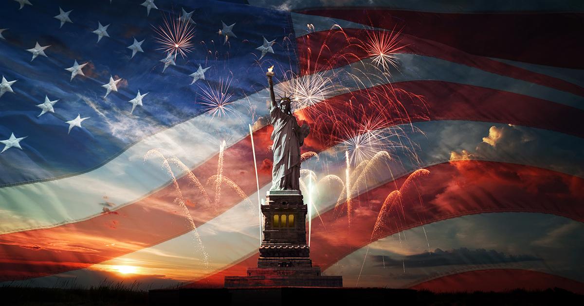 Why Do I Love America?