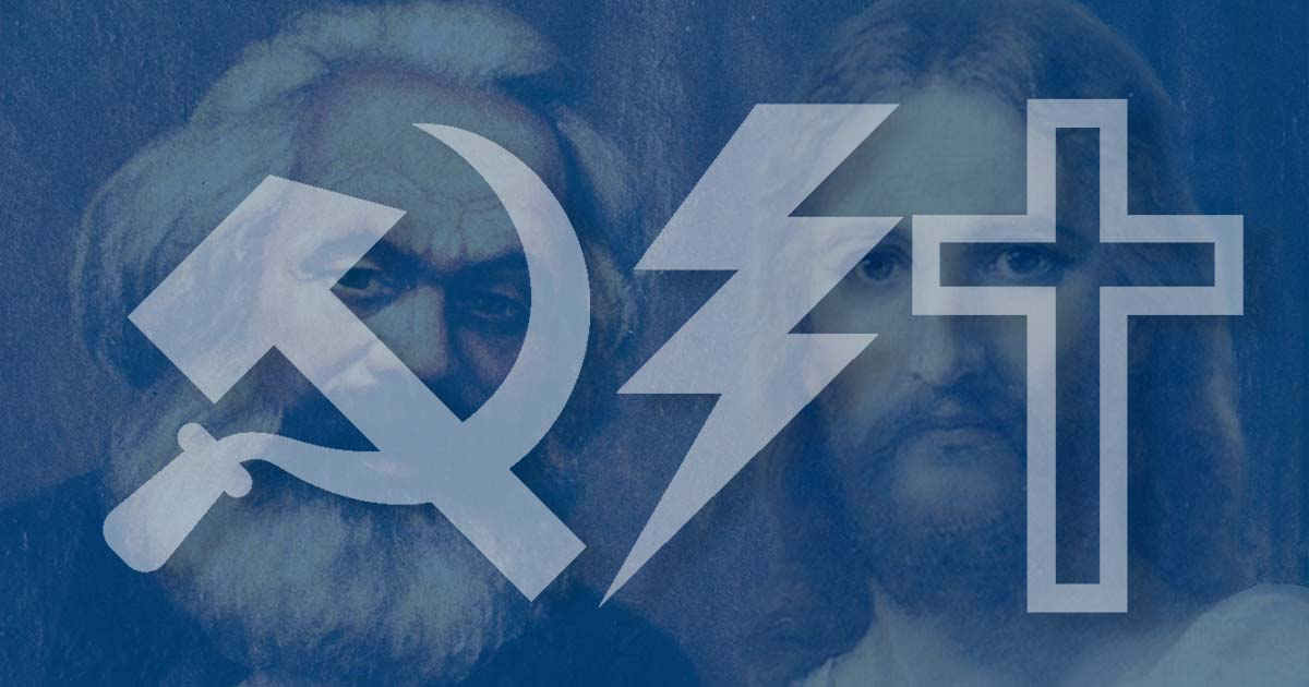 Will America Decide Marxism or Christianity?